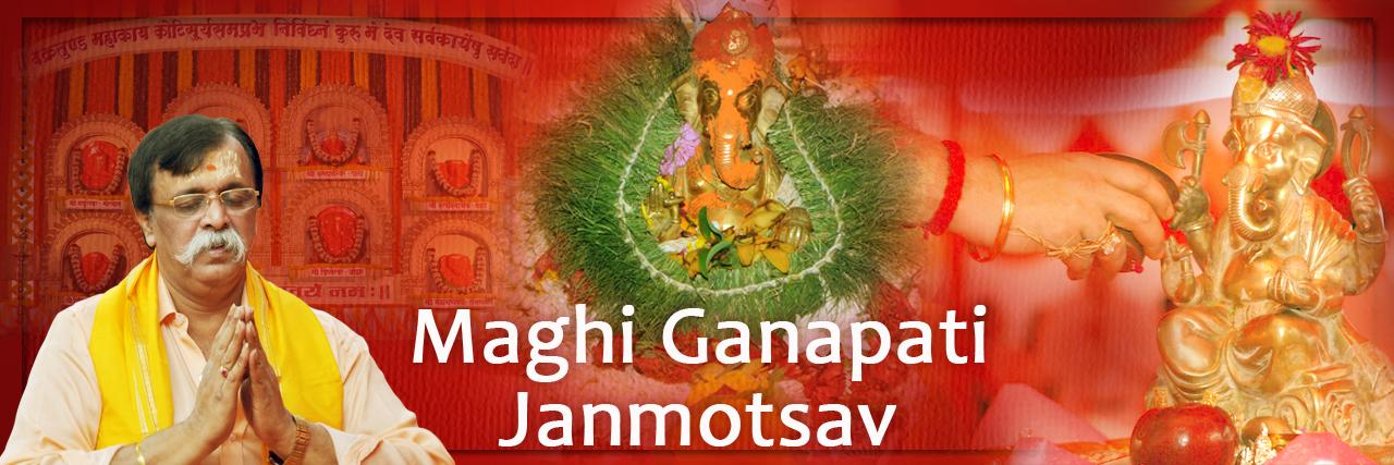 AniruddhaFoundation-Maghi Ganapati Janmotsav